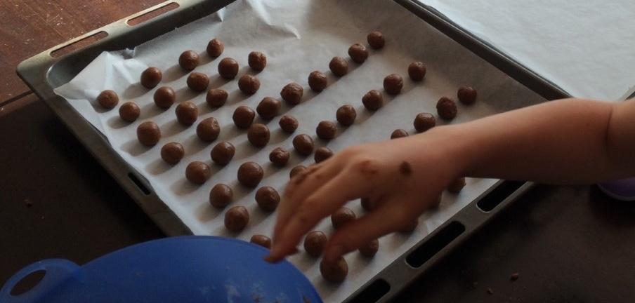 pepernoten-bakken